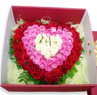 러브라인♥(100송이) (사랑하는분께 꼭선물해보세요^^)